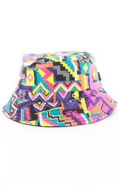 DGK, Summer In The City Bucket Hat - Men's Wear - MOOSE Limited