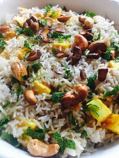 Paneer Recipes, Rice Recipes, Cooking Recipes, Bread Recipes, Paneer Biryani, Rice Bread, Flat Pan, Healthy Comfort Food, Vegetable Dishes