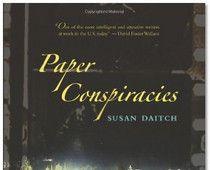"My review of #SusanDaitch's #historical #novel ""Paper Conspiracies"" #examinercom #NewYorkJournalofBooks #books #novels #bookreviews #fiction #literature #DreyfusAffair #France #silentmovies"