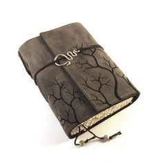 Roots - Leather Journal, Diary, Book via Etsy