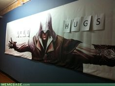 Assassin's Creed memes - The best Assassin's Creed images and jokes we've seen Video Game Memes, Video Games, Pc Games, Best Assassin's Creed, Assassian Creed, Assassins Creed Memes, Assassin's Creed Brotherhood, Computer Humor, Gifs