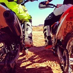 Dirtbike love
