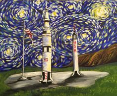 Get event details for Wed Jan 25, 2017 6:00-9:00PM - Starry Night Over Huntsville. Join the paint and sip party at this Huntsville, AL studio.