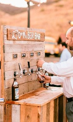 Stylish 36 Chic Outdoor Wedding Drink Station And Bar Ideas For Winter To Try Asap Quirky Wedding, Wedding Tips, Wedding Planning, Dream Wedding, Wedding Blog, Wedding Ceremony, Trendy Wedding, Wedding Venues, Rustic Wedding Bar