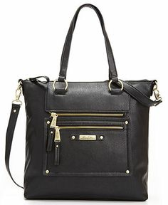 Marc Fisher Zip Code Buckle Bag - Shoulder Bags - Handbags & Accessories - Macy's