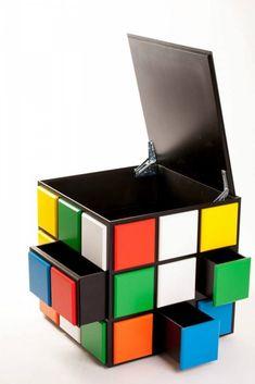10 Rubix Cube Decor Ideas Rubix Cube Cube Game Room Decor