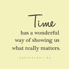time  | Quotes