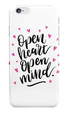 Open Heart,Open Mind by toastedpixels