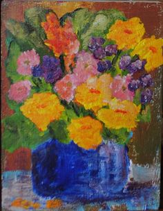 Floral Bouquet, by Shawna McComber