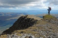 Route: Ben More, Isle of Mull