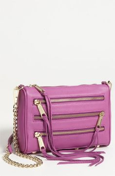 f9df45d92fc7 Rebecca Minkoff  5 Zip - Mini  Crossbody Bag available at  Nordstrom  Rebecca Minkoff