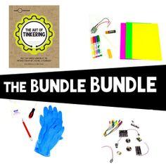 Circuit-Building Bundle – Exploratorium's The Art of Tinkering Pop-up Shop
