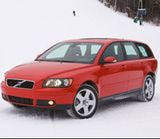 A Look at Volvo Certified Pre-Owned: 2006 Volvo V50