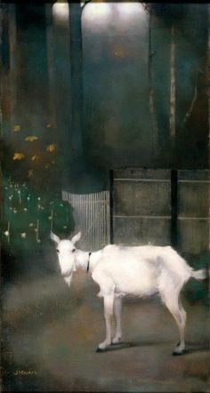 Jan Mankes The Old Goat, 1912