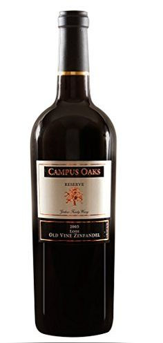 2011 Campus Oaks Lodi Old Vine Zinfandel Reserve 750 mL Wine *** Click image to review more details.