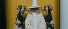 | the holy mountain |