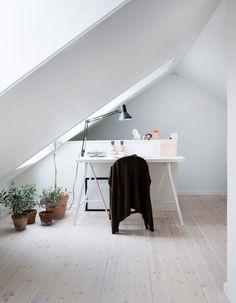 Design Therapy | LA MANSARDA: COME SCEGLIERE LUCI E COLORI | http://www.designtherapy.it