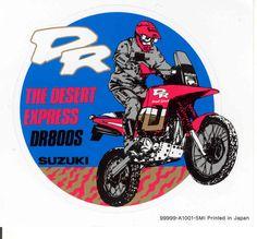 Suzuki DR Big, 800