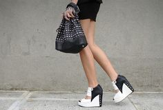 Contrasting Wedges