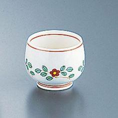 Rounded Florets Sake Guinomi