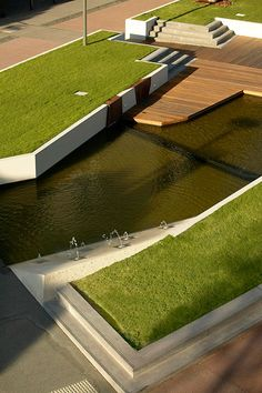 The Peninsula gardens at Burswood in Perth, Australia by HASSELL