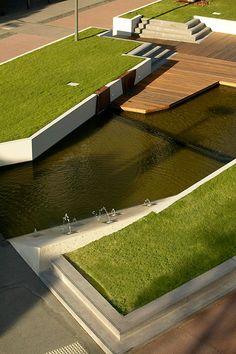 Peninsula_Burswood_HASSELL-(5) « Landscape Architecture Works | Landezine Landscape Architecture Works | Landezine