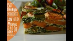 5 ingredient Protein Frittata - Very easy & quick