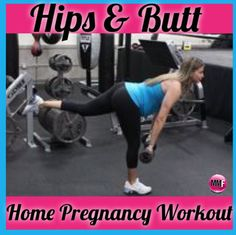 Hips & Butt Home Pregnancy Workout.  These exercises are safe to do during pregnancy and they help prevent excess weight gain during pregnancy in the thighs and butt.    http://michellemariefit.publishpath.com/hips-butt-home-pregnancy-workout