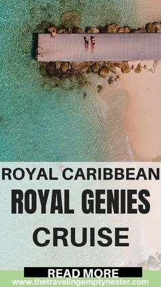 Royal Caribbean's Royal Genie - The Traveling Empty Nester Packing For A Cruise, Packing List For Travel, Cruise Tips, Cruise Travel, Packing Tips, Travel Inspiration, Travel Ideas, Travel Tips, Budget Travel