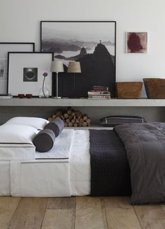 tight guest room