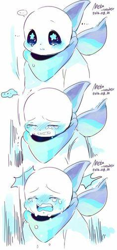 no.....porfavor....Blue.....Berr...no llores...o...o..sino....yo.... AAAAAH!!!(empieza a llorar)