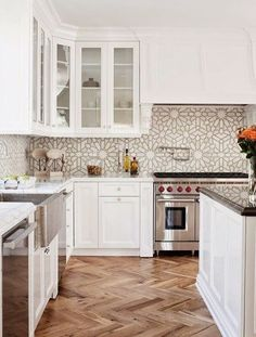 Kitchen | Dining Table | Accessories | Table Top Decor | Flowers | Fruit | Wood Floors | House | Home | Interiors | Interior Design | Interior Designer | Costa Mesa | Newport Beach | Orange County | California | Design Beautifully! | www.interiordesignbytiffany.com