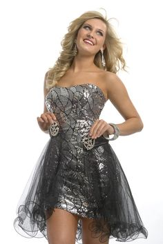 Party Time Short Prom Dresses - Style Number:6861 #Prom #2013