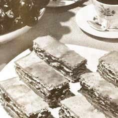 "This dessert bar was first published by The New York Times in 1952 in a review of Passover dishes, and later it appeared in the pamphlet ""Holiday Desserts: Cakes, Pies and Puddings for Special Occasions."" The traditional fluden is a leavened pastry, but this version is not. Whipped egg whites mixed with matzo meal, egg yolks, sugar and salt bind the layers together. To be certain that the dessert is kosher for Passover, all ingredients must be endorsed as such by ""a recognized rabbinical authority,"" as our editor June Owen wrote in 1952. (Video: Sara Bonisteel/The New York Times)"