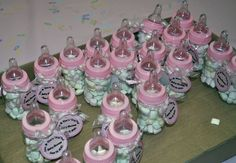 Baby Shower Favors for Girls