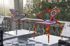 'L'Artesanía de Vivir' by Roche Bobois | Ava Bridge Chair designed by Song Wen Zhong | Mexico 2016