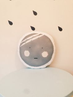Six Stuffed Cushion by StoriesForAutumn on Etsy, £18.00