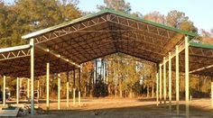 barn kits for pole and beam style homes and cabins, loft apartments, and any combination of Diy Pole Barn, Barn Homes Floor Plans, Building A Pole Barn, Metal Barn Homes, Pole Barn House Plans, Metal Building Homes, Pole Barn Homes, Pole Barns, Pole Barn Construction