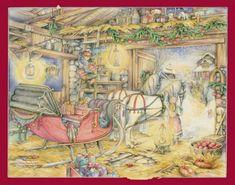 Christmas Parade Advent Calendar | Large Fun & Whimsical | Vermont Christmas Co. VT Holiday Gift Shop