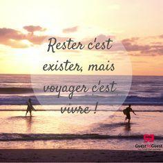 A @GuestToGuest on aime #voyager et vous?