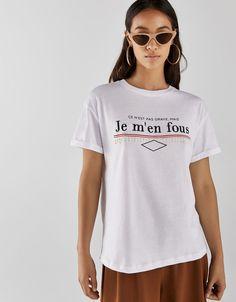 3582c3b68aa1 Camiseta con estampado