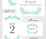 DIY PRINTABLE WEDDING TEMPLATES