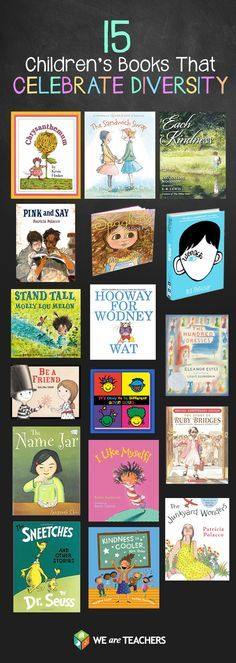 Looking for the perfect books to teach tolerance and cultural diversity in your classroom? Look no further!