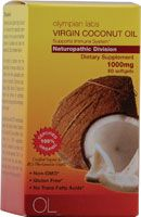 Olympian Labs Virgin Organic Coconut Oil