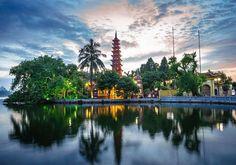 Old temple in Vietnam https://www.holidayfactors.com/vietnam/