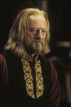 Bernard Hill (rey Théoden de Rohan en el señor de los anillos el retorno del rey)