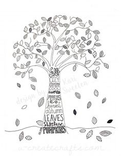 Apple Tree Coloring Page . Inspirational Apple Tree Coloring Page . Apple Tree Coloring Page – Mrsztuczkens Fall Leaves Coloring Pages, Leaf Coloring Page, Shopkins Colouring Pages, Pumpkin Coloring Pages, Coloring Book Pages, Coloring Pages For Kids, Coloring Sheets, Adult Coloring, Fall Art Projects
