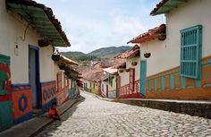 Calles de Guatape