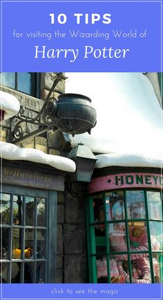 Ultimate Guide :: Making the most of your trip to the Wizarding World of Harry Potter + video