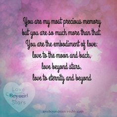 Most Precious Memory by Love Beyond Stars